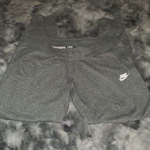Fitted Nike sweatpants